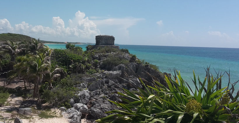 The Mayan Ruins of Tulum / Tips for visiting Tulum / Yucatan Mexico