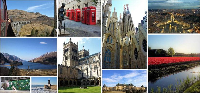 Fotoparade - die schönsten Fotos von Reisezielen in Europa