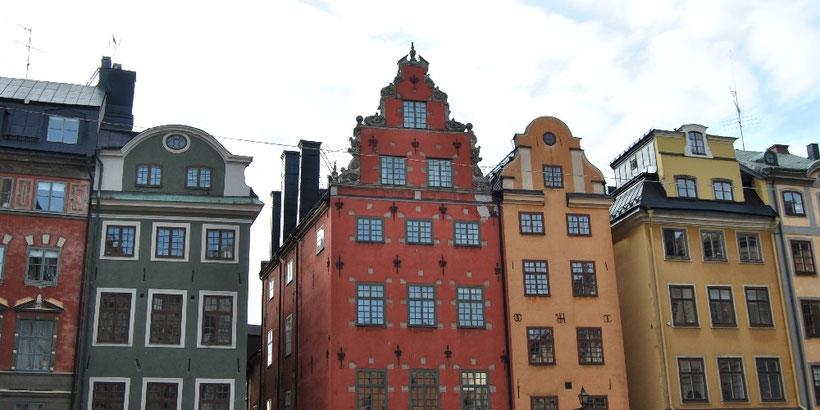 Wochenende Stockholm