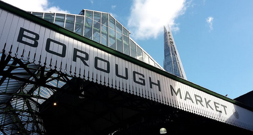 Top markets London - Borough Market