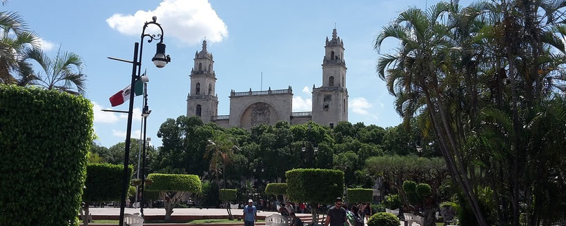 Plaza Grande Mérida