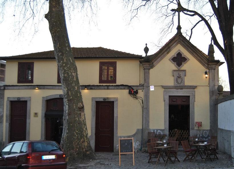 Winebar Capela Incomum Porto