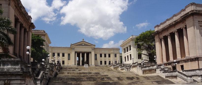 Universidad Havana, Cuba