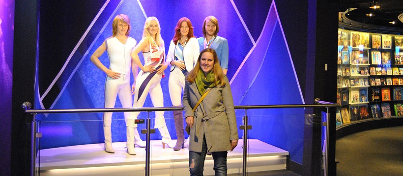 ABBA Museum (Stockholm Wochenende Tipps)