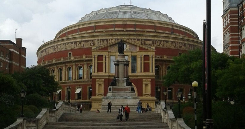 London Wochenende Tipps: Royal Albert Hall