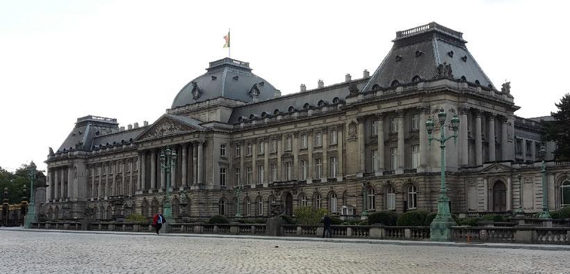 Königlicher Palast, Brüssel