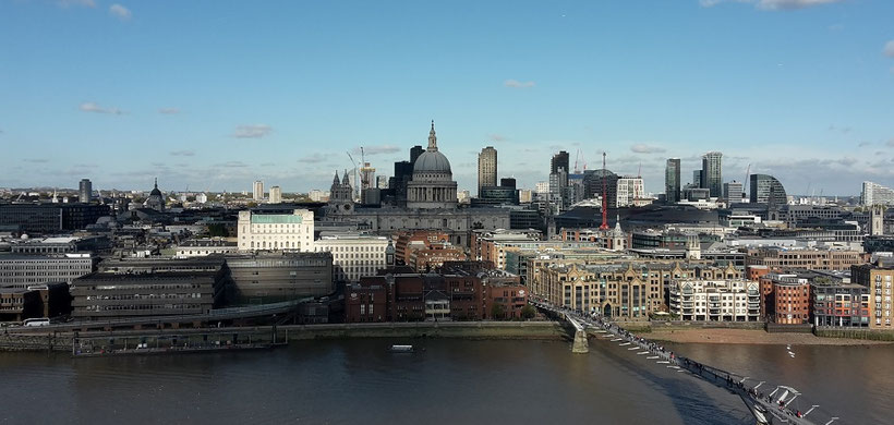 Things to do in London when it rains - Tate Modern