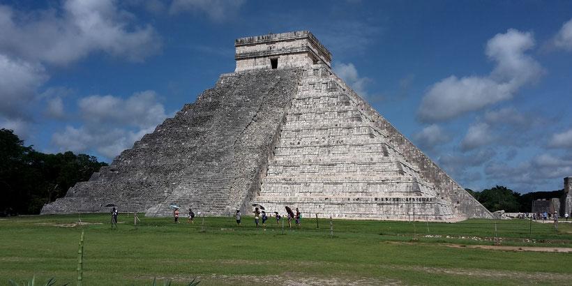 Kukulcán Pyramide, Chichén Itzá