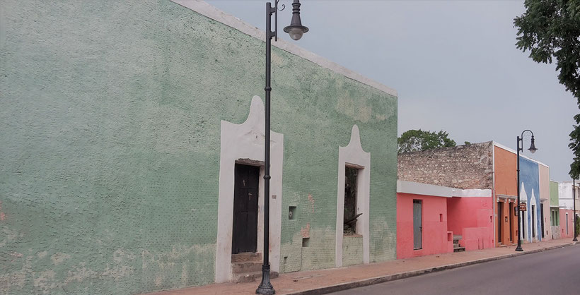 One day in Valladolid / Yucatan, Mexico