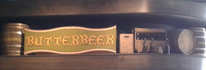 Harry Potter Studio Tour - Butterbeer
