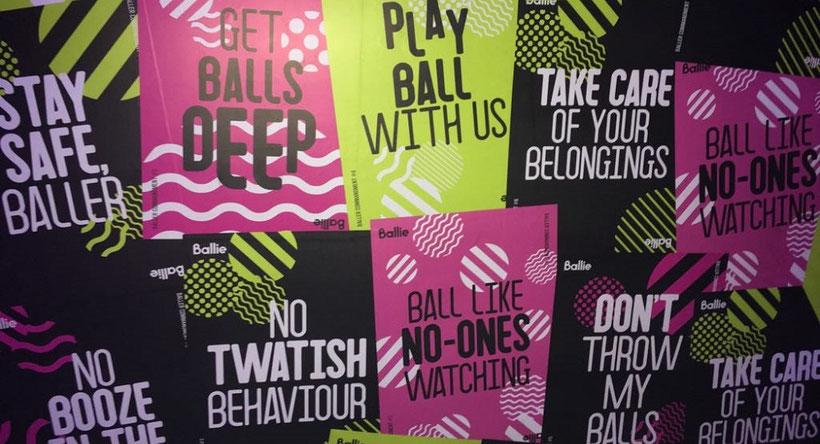 Außergewöhnliche Bars London - Ballie Ballerson