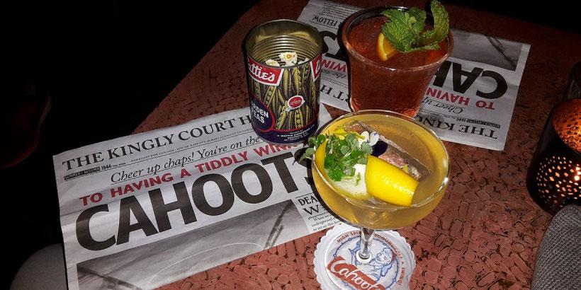 Die coolsten Bars und Pubs in London von A - Z