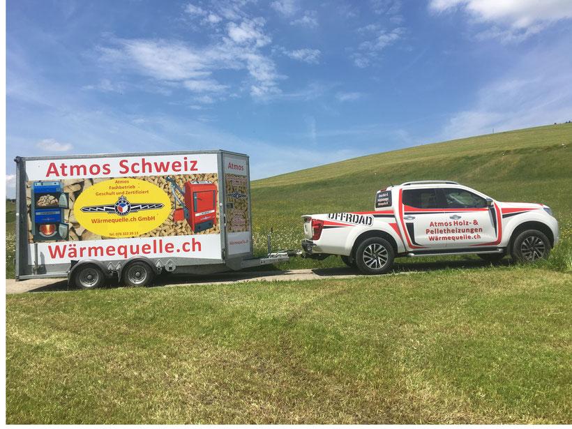 Atmos Generalvertretung Schweiz