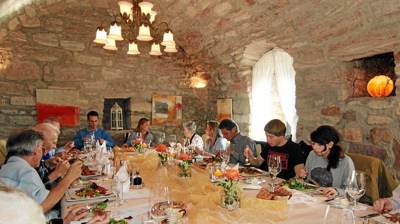 Familienfeier Restaurant I Fratelli Rheinfelden