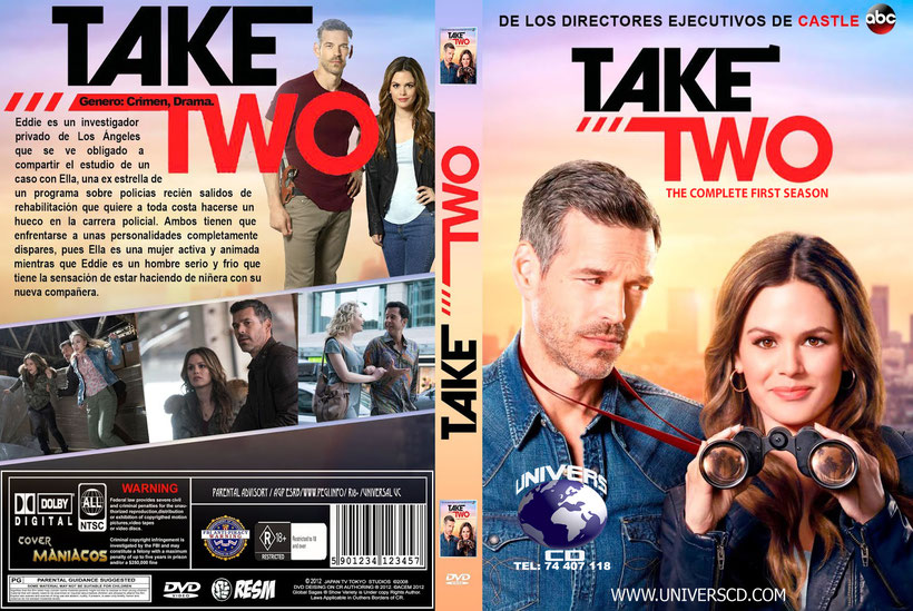 Take Two Saison 1