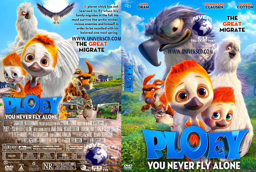 Ploey You Never Fly Alone