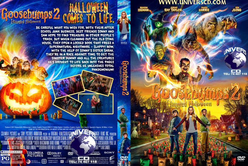 4858-Goosebumps 2 Haunted Halloween