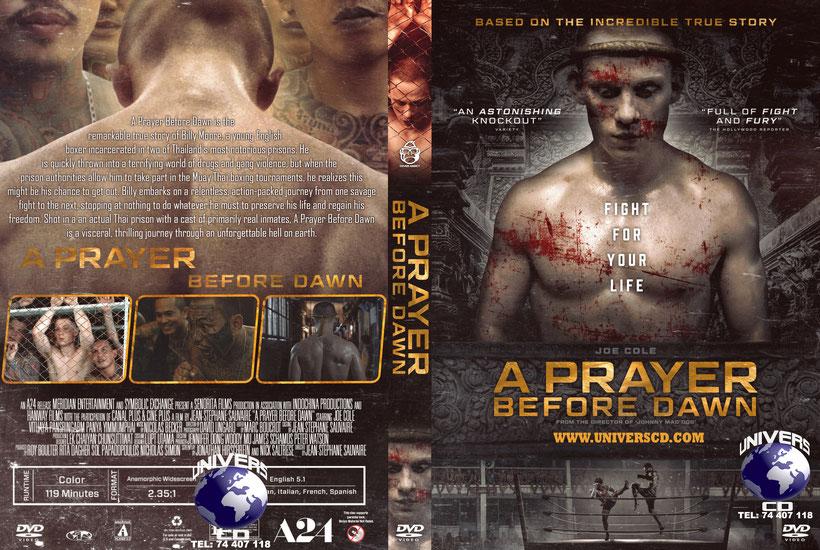A Prayer Before Down