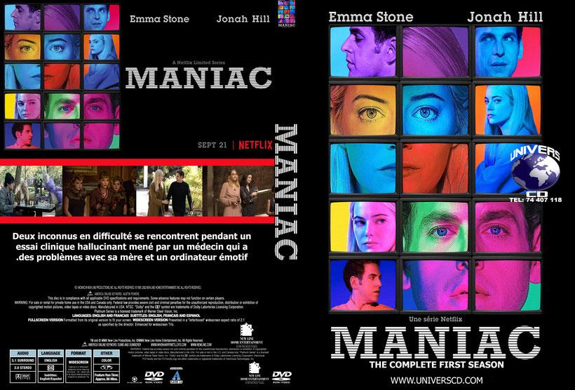 Maniac Saison 1