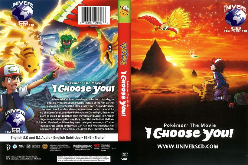 Pokemon I choose You