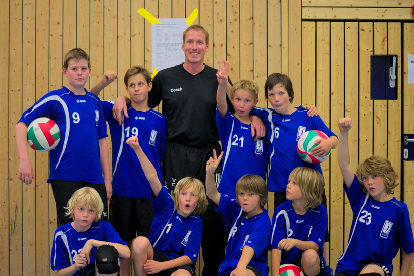 mU12 I  2011/2012 (Westdeutscher Meister 2012)