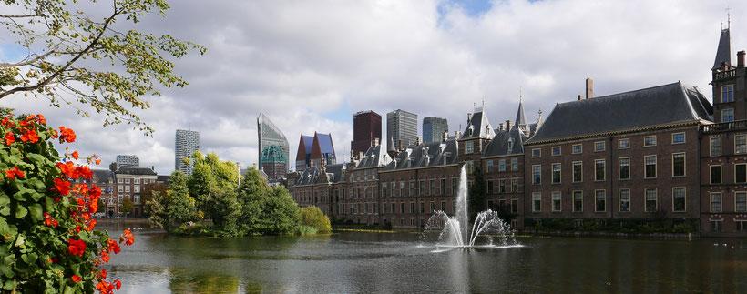 Binnenhof und Hofvijver