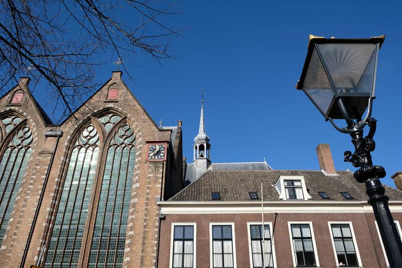 Kloosterkerk am Lange Voorhout in Den Haag