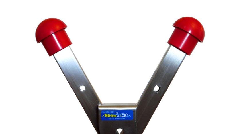 Schutzkappen für Slackline Frame