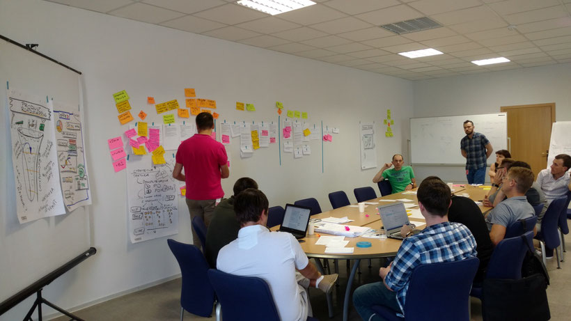 Agile Product Roadmapping