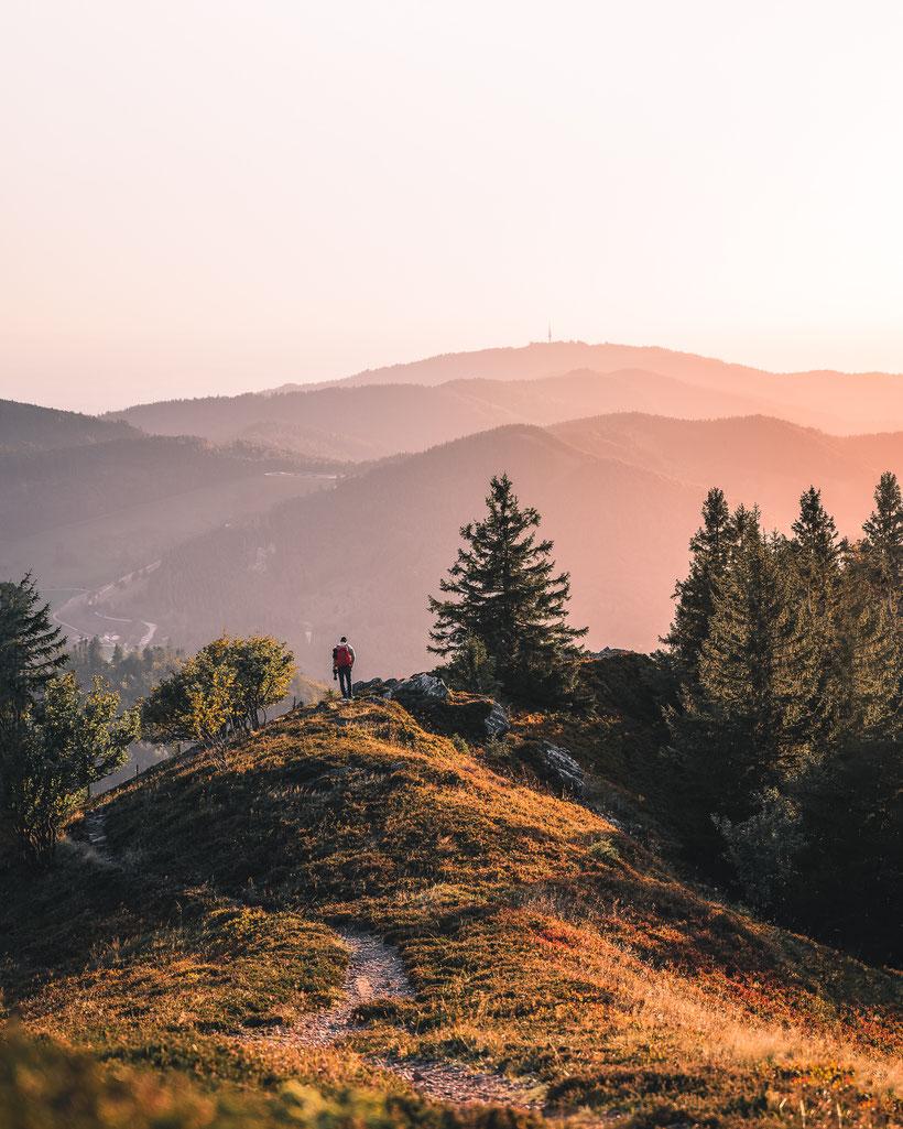 Belchen im Hochschwarzwald
