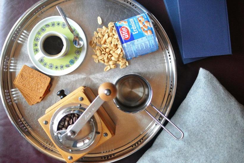 Mehr Gelassenheit in stressigen Zeiten - mit ültje Erdnuss