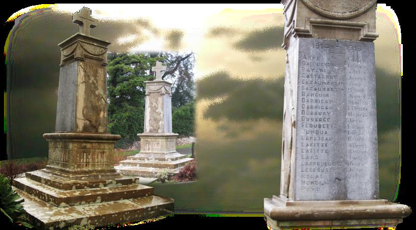 Pey, pays d'Orthe, landes, aquitaine, sud-ouest, Grande Guerre, 1914-1918, monument aux morts, Craonne, Verdun, Chemin des Dames,  Poilu, Mort pour la France, Somme, tranchée
