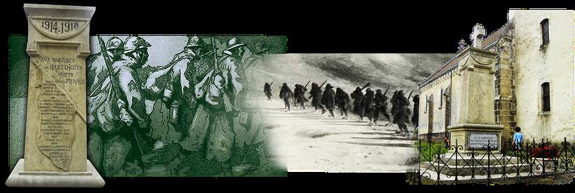 Hastingues, pays d'Orthe, landes, aquitaine, sud-ouest, Grande Guerre, 1914-1918, monument aux morts, Craonne, Verdun, Chemin des Dames,  Poilu, Mort pour la France, Somme, tranchée