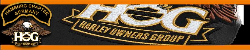 Menügrafik: H.O.G. CHARTA - Lizenzbedingungen für lokale Chapter - Hamburg Chapter Germany | Lokales Harley-Davidson Chapter in Hamburg