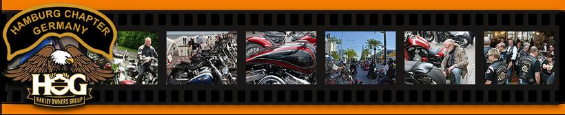 Menügrafik: Foto Galerie - Hamburg Chapter Germany | Lokales Harley-Davidson Chapter in Hamburg - Teil der Harley Owners Group H.O.G.®