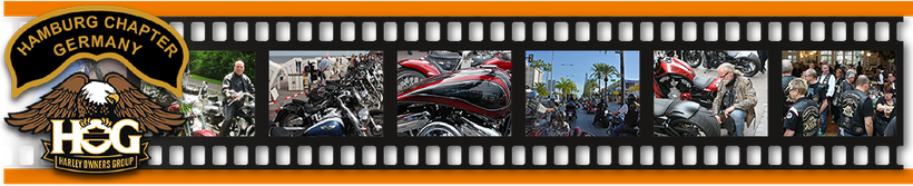 Menügrafik: Foto Galerie - Hamburg Chapter Germany | Lokales Harley-Davidson Chapter in Hamburg - Teil der Harley Owners Group H.O.G.®
