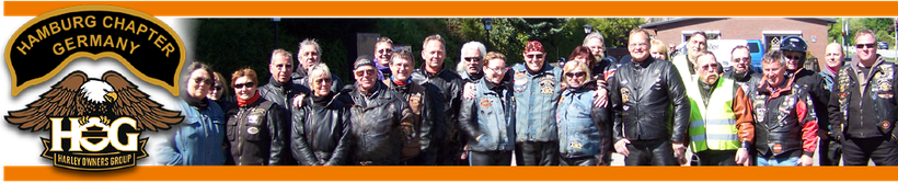 Menügrafik: Über uns - Hamburg Chapter Germany | Lokales Harley-Davidson Chapter in Hamburg