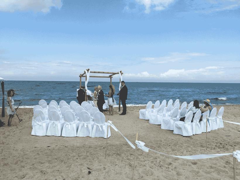 Heiraten am Strand, Hochzeit am Strand
