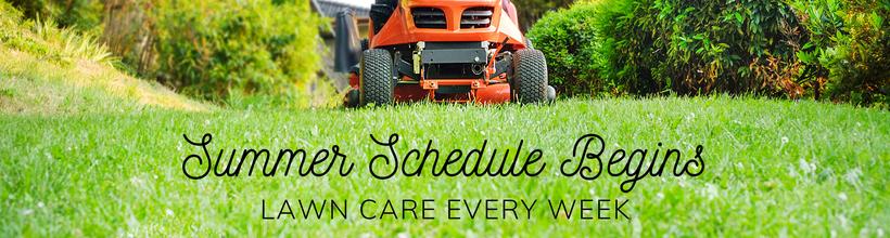 ludlow summer schedule