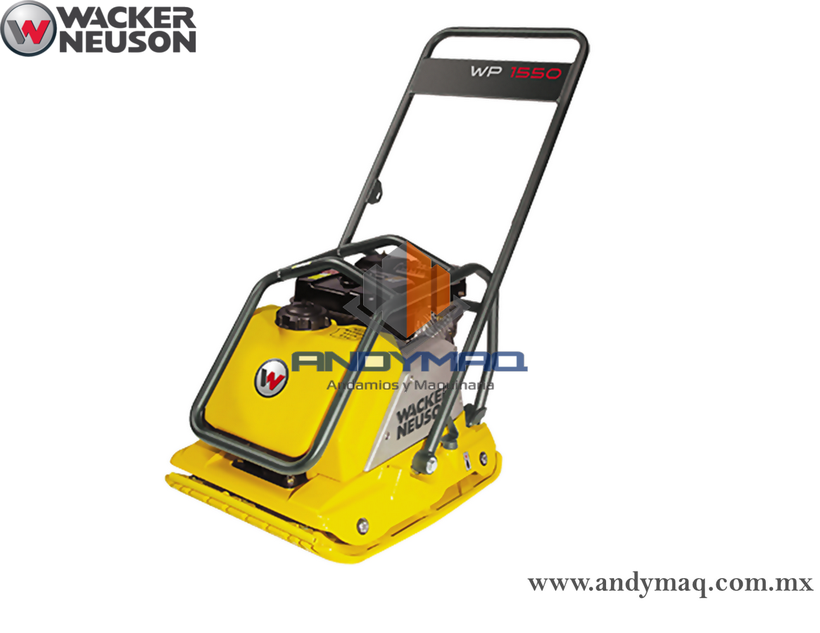 Placa Vibratoria Wacker Neuson WP 1550A