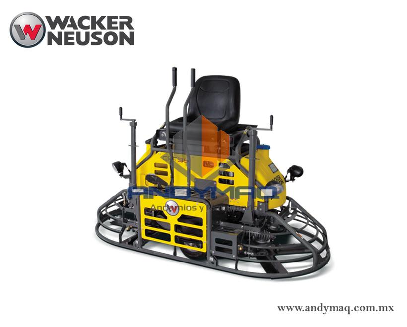 Allanadora doble para concreto CRT-36 Wacker Neuson