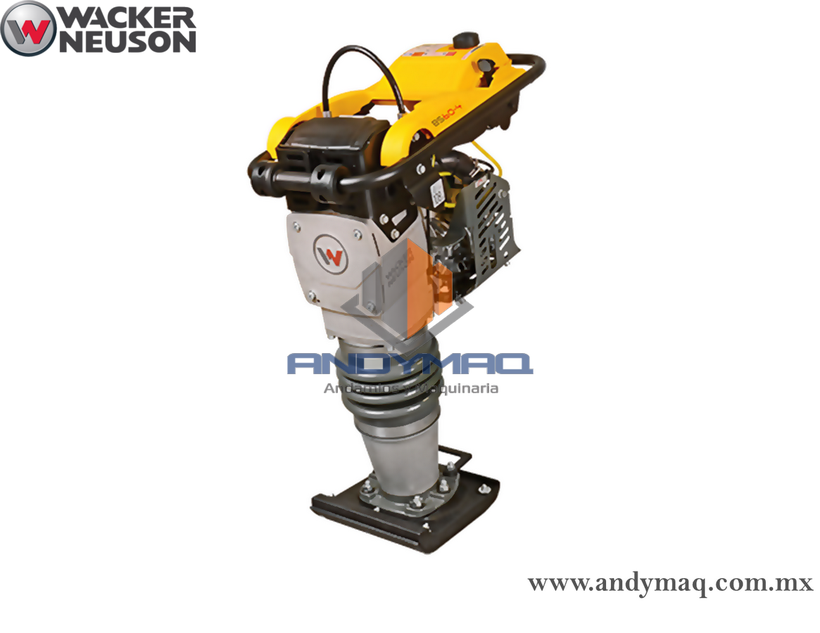 Apisonadora Wacker Neuson Bs60-4s