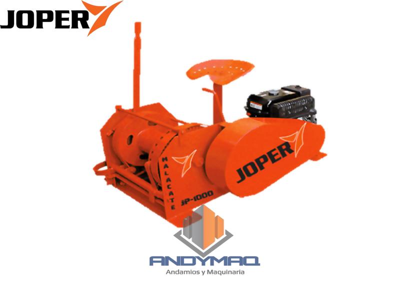 Malacate JP100/JP1500 Joper