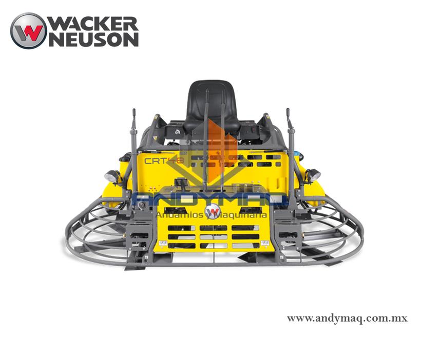 Allandora Doble CRT48 Wacker Neuson
