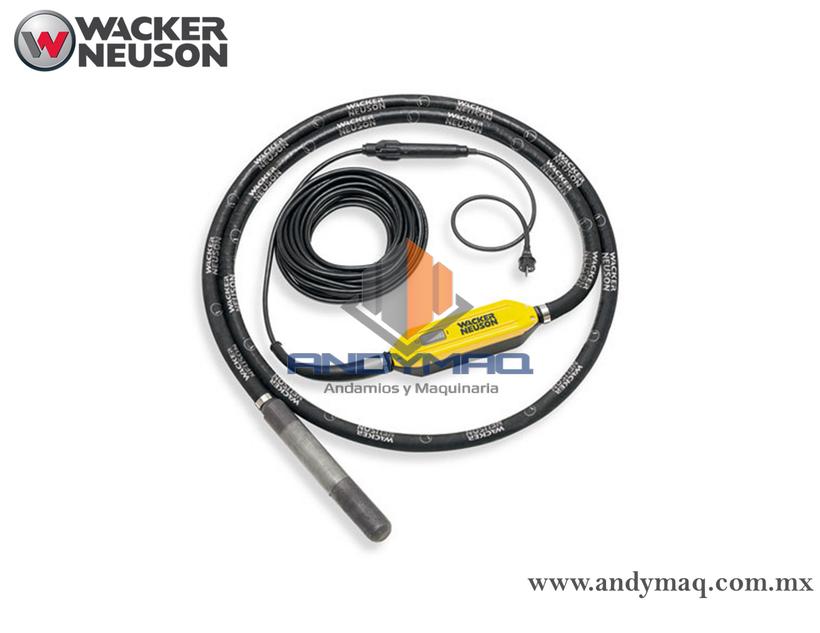 Vibrador Para Concreto de Alta Frecuencia Wacker Neuson  IRFU38