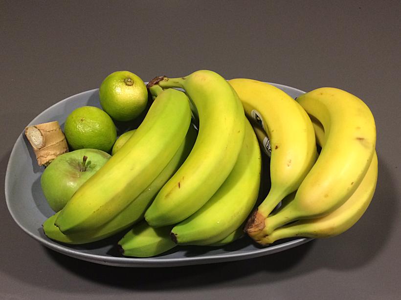 Meine Woche: Bücher, Besuche und Bananen, 25. November