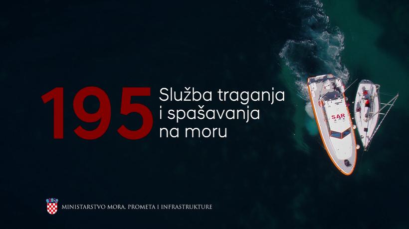 Notrufnummer Kroatien SAR Suche Rettung auf See 195 küstenpatent boat skipper kurs prüfung split rijeka kroatien