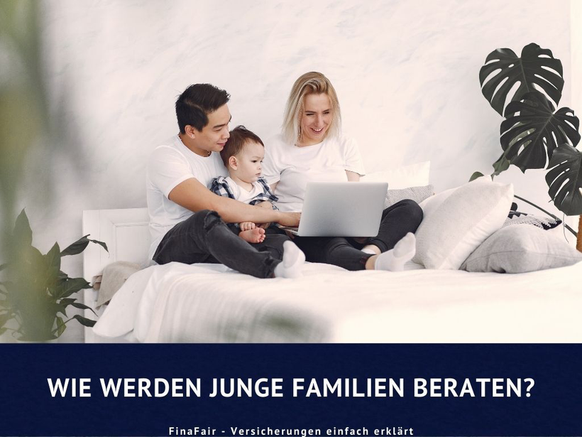 Junge Familien, Versicherungsberatung