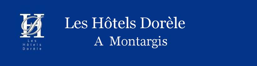 Les Hôtels Dorèle  à  Montargis