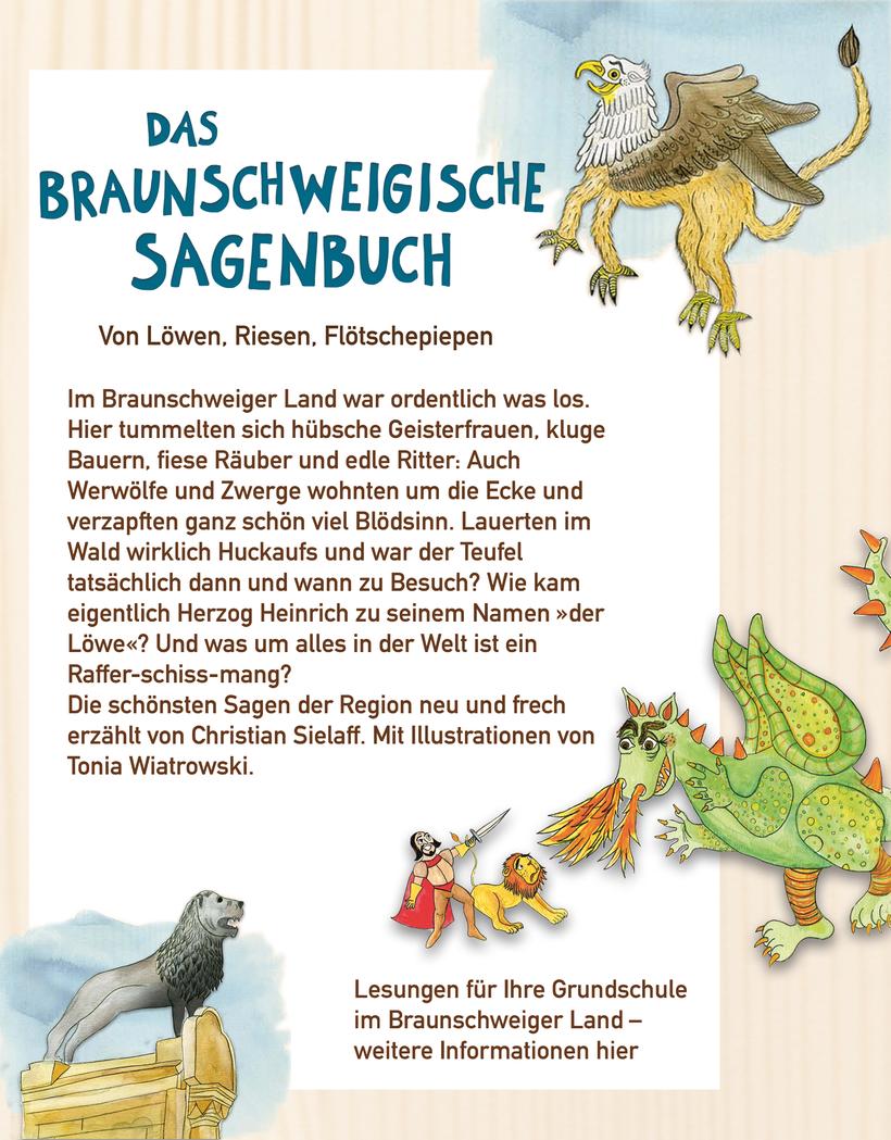 Das Braunschweigische Sagenbuch